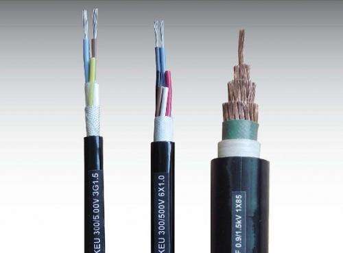 额定电压450/750及以下塑料绝缘低温风能控制电缆